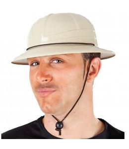 Sombrero Salacot Plastico