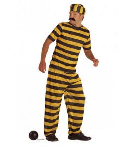 Disfraz de Preso Amarillo