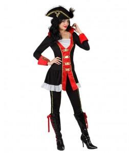 Disfraz de Capitana Pirata