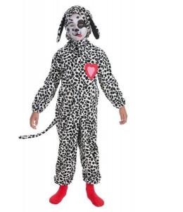 Disfraz de Dalmata Corazon Infantil
