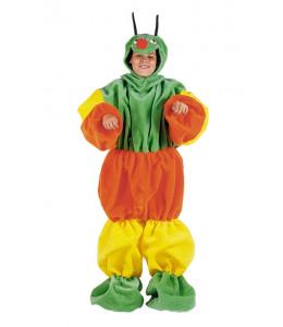 Disfraz de Gusano Infantil