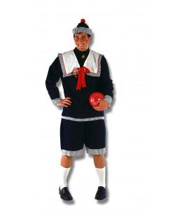 Disfraz de Marinero Años 20 Hombre
