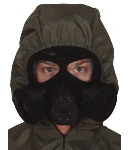 Mascara de Gas Negra