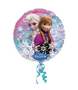 Globo Disney de Frozen Metalizado 45cm
