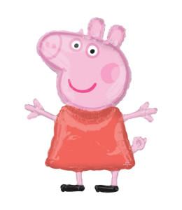 Globo Metalizado de Peppa Pig