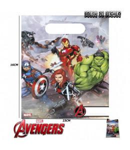 Bolsa de Regalo Avengers 6 Unid