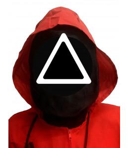 Mascara Juego Triangulo