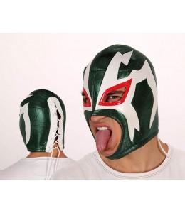 Mascara Lucha Libre Verde