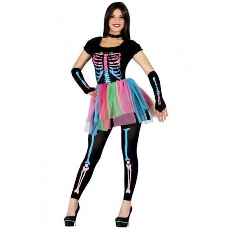 Comprar Disfraz de Esqueleto Colores por solo 21.00€ – Tienda de ...