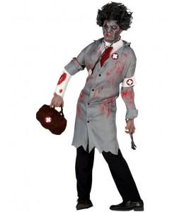 Disfraz de Zombie Doctor
