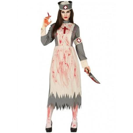 Disfraz de Zombie Doctora