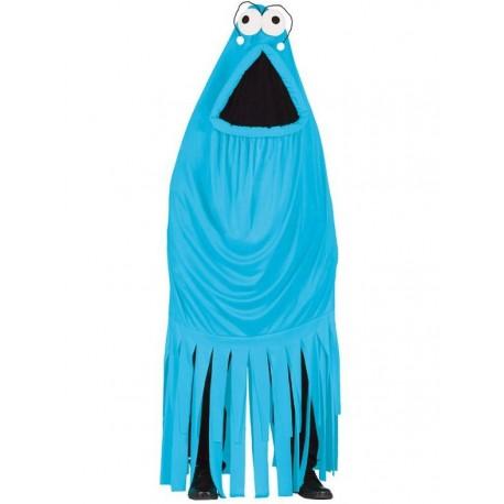 Disfraz de Monstruito Azul