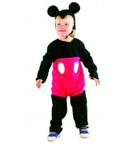 Disfraz de Ratoncito Mouse Bebe