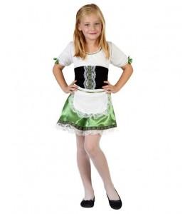 Disfraz de Tirolesa Infantil