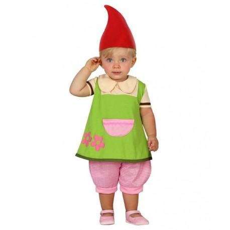Disfraz de Duendecilla Bebe