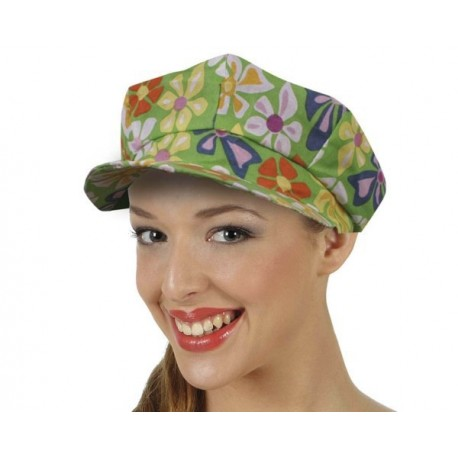 Gorra Hippie de Tela