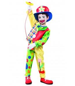 Disfraz de Payasito infantil