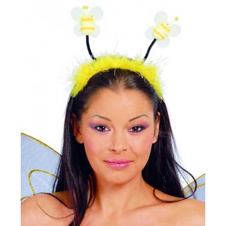 Diadema de abejas