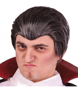 Peluca Dracula