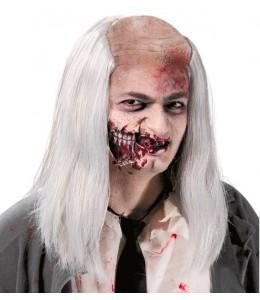 Peluca Calva de Zombie