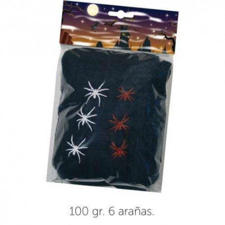Telaraña Negra 100gr