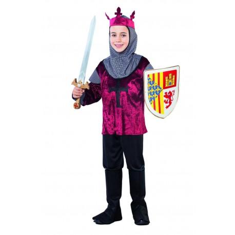 Disfraz de Soldado Medieval