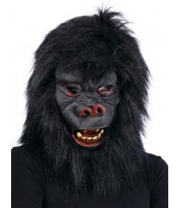 Mascara de Gorila con Pelo