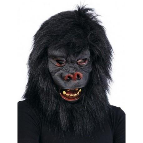 Mascara Gorila con Pelo