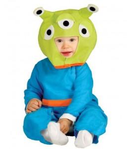 Disfraz de Alienigena Bebe