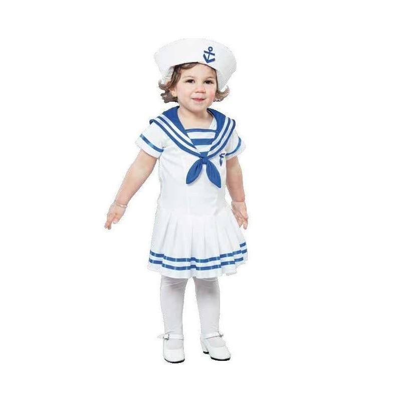 Comprar disfraz de marinera bebe por solo tienda de disfraces online - Disfraz marinera casero ...