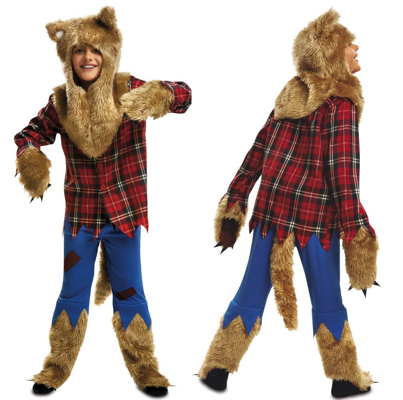 Comprar Disfraz de Hombre Lobo Infantil por solo 2300 Tienda de