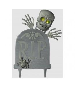 Lapida RIP Fluoresceste