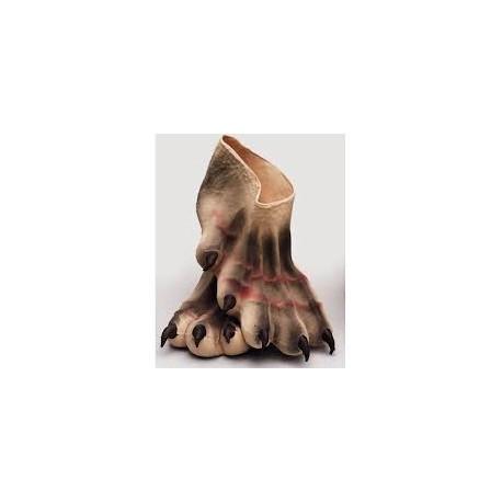 Pies de Monstruo
