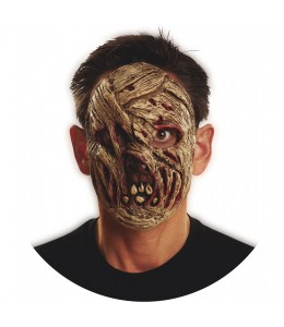 Mascara de Momia Zombie