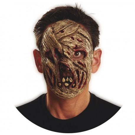 Mascara Momia Zombie