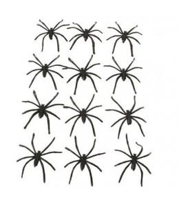 Arañas 12 unid