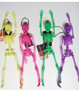 Esqueleto Neon