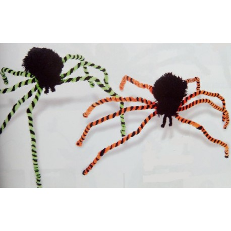Araña Rayas