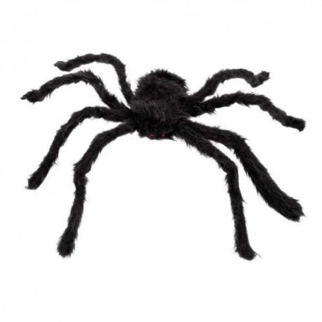 Araña Negra 60 cm