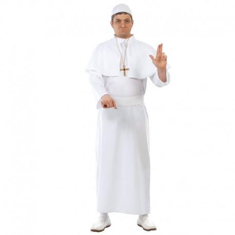 Disfraz de Papa Blanco
