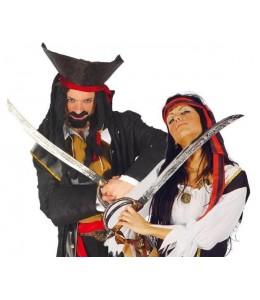 Espada Pirata Caribeño