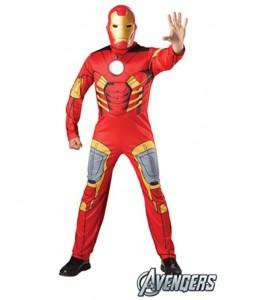 Disfraz de Iron Man Musculoso