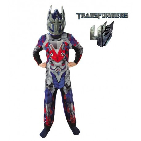 Disfraz de TF Optimus Prime