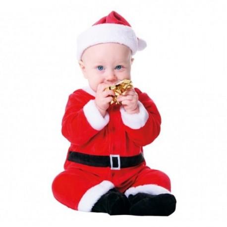 Comprar Disfraz De Papa Noel Bebe Por Solo 650 Tienda De - Disfraces-papa-noel-bebe
