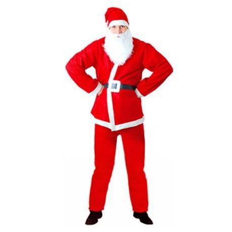 ba2c307f3 Comprar Disfraz de Papa Noel Economico por solo 6.00€ – Tienda de ...