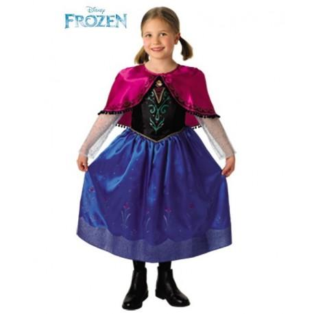 Disfraz de Anna de Frozen