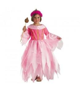 Disfraz de Princesa Rosa Picos
