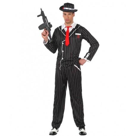 Disfraz de Mafioso