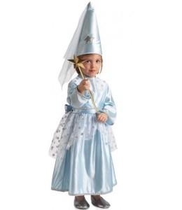 Disfraz de Hada Azul Bebe
