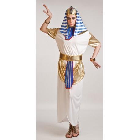 Disfraz de Egipcia Azul